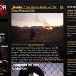 Horror- und Fantasy-Blog