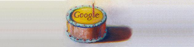 Google wird 12