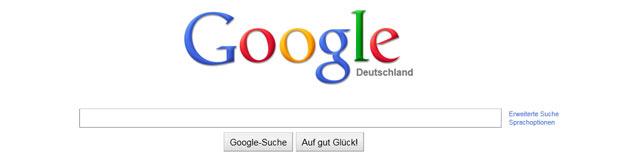 Echtzeitsuche bei Google